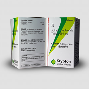 Krypton – Abiraterone