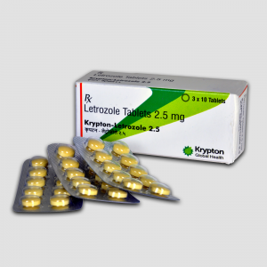 Krypton - Letrozole 2.5 mg