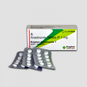 Krypton - Anastrozole 1 mg